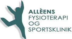 Alleens Fysioterapi & Sportsklinik logo