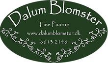Dalum Blomster logo