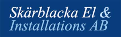 Skärblacka El & Installations AB logo