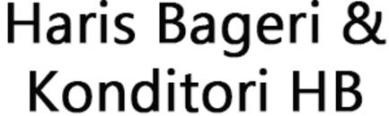 Haris Bageri Och Konditori HB logo