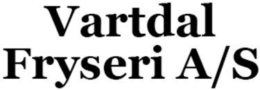 Vartdal Fryseri A/S logo