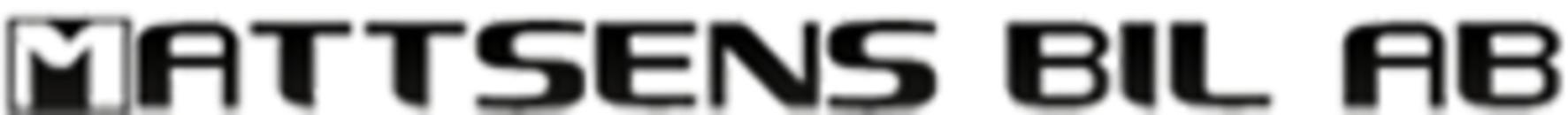 Mattsens Bil AB logo