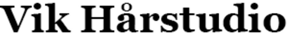 Vik Hårstudio logo