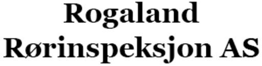 Rogaland Rørinspeksjon AS logo