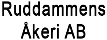 Ruddammens Åkeri AB logo