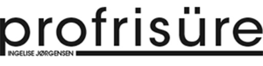 Profrisüre v/ Ingelise Jørgensen logo