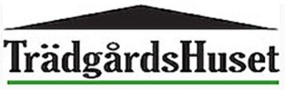 Trädgårdshuset logo
