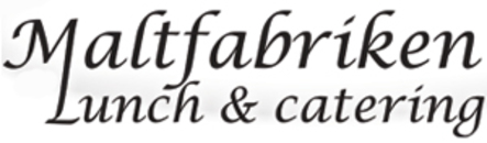 Maltfabriken Lunch & Catering logo