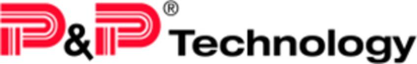 P & P Technology logo