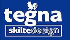 Tegna Skilte Design logo