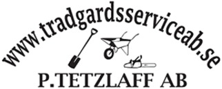 Trädgårdsservice Peter Tetzlaff AB logo