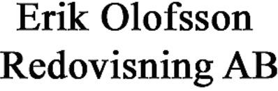 Erik Olofsson Redovisning AB logo