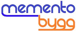 Memento Bygg logo