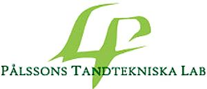 Pålssons Tandtekniska Lab AB logo