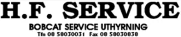 HF Service Högberg AB logo