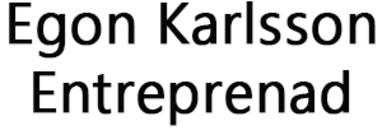 Egon Karlsson Entreprenad logo