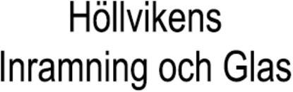 Höllvikens Glasmästeri & Inramning logo
