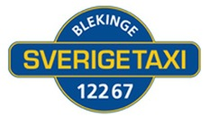 Sverigetaxi Blekinge AB logo