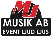 MJ Musik AB logo