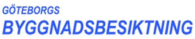 Göteborgs Byggnadsbesiktning AB logo