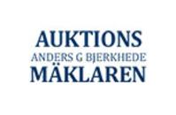 Auktionsmäklaren Anders G Bjerkhede logo