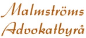Malmströms Advokatbyrå logo