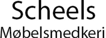 Scheels Møbelsnedkeri logo