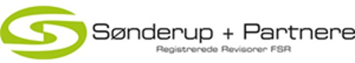 Sønderup & Partnere A/S logo