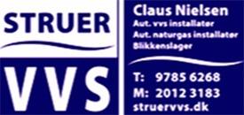 Struer VVS ApS logo