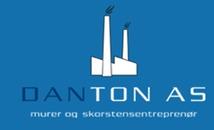 Danton Murer & Skorstensentreprenør A/S logo