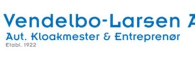 Vendelbo-Larsen A/S Aut. Kloakmester logo