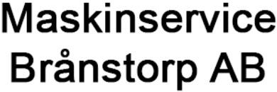 Maskinservice I Brånstorp AB logo