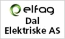 Dal Elektriske AS logo