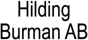 Hilding Burman AB logo