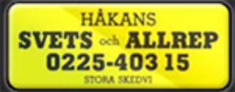 Håkans Svets och Allreparation I Stora Skedvi AB logo