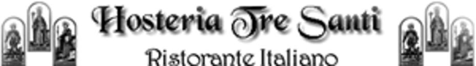 Hosteria Tre Santi logo