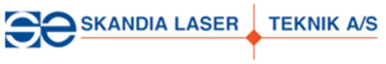 Skandia Laser Teknik A/S logo