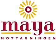 Mayamottagningen logo