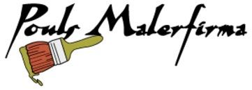 Poul's Malerfirma logo