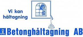 J.L Betonghåltagning AB logo