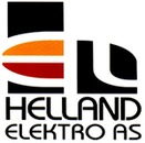 Helland Elektro AS logo