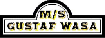 Restaurang M/S Gustaf Wasa logo