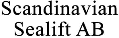 Scandinavian Sealift AB logo