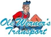 Ole Werner's Transport logo