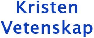 Kristen Vetenskaps Samfund, Stockholm logo