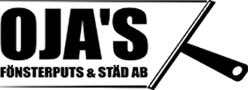 Ojas Fönsterputs o. Städ AB logo