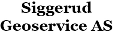 Siggerud Geo Services AS logo