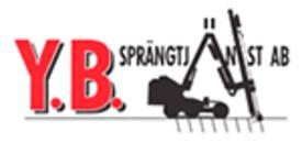 Y.B. Sprängtjänst AB logo