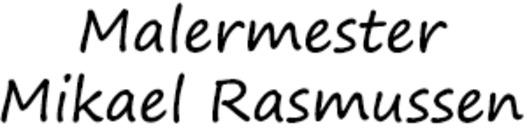 Malermester Mikael Rasmussen logo