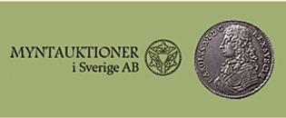 Myntauktioner i Sverige AB logo